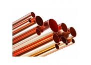 Труба KME медная неотожженная Ф35 х 1,0мм. (длина 5м). Цена за 1 м.