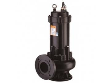 Насос погружной для сточных вод Waterstry SWQ 15-20 для промышленного применения 380 В, 50 Гц, 2,2 кВт (DAY00558022)