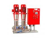 Установка пожаротушения Бустер ВатТ УНМВп 2CR 15-2-2,2-80-2-1-РР с насосами Grundfos Booster WatT (2000371164) (2000471164)