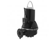 Насос канализационный со свободно-вихревым колесом Grundfos SLV.80.100.40.Ex.4.51D 4.9/4 кВт 9.7A 3x400 В 50 Гц взрыво-защищённое исполнение (96872093)