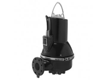Насос дренажный Grundfos SLV.80.100.40.Ex.4.51D 4.9/4 кВт 9.7A 3x400 В 50 Гц взрыво-защищённое исполнение (96872093)