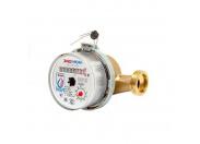 Счетчик воды универсальный ЭКО НОМ-15-110 (ЭКОНОМ-СВ-15-110)