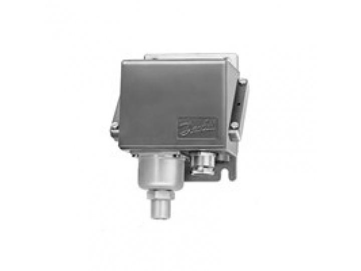 Реле давления KPS 31, 0-2,5 бар, 0,1 бар, G3/8 A Danfoss (060-310966)