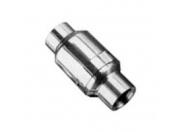 Компенсатор осевой Danfoss PN10 DN15, 2δ=32, под приварку с внутренней гильзой и наружным кожухом (193B4000)