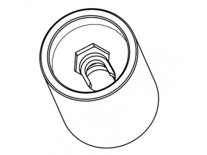 Фиксатор штока AB-QM Ду 40-100 Danfoss (003Z0695)