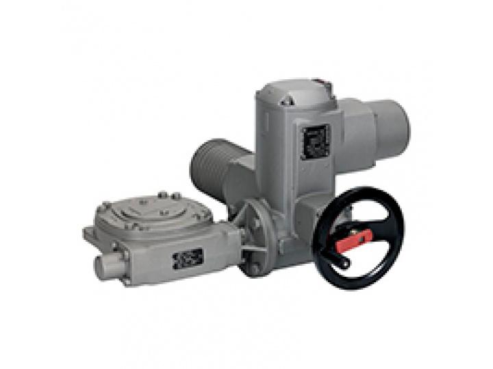 Электрический привод AUMA Norm SQ 10.2 3x400В 11с 600Нм для JiP Ду125- 200