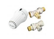 Комплекты радиаторных терморегуляторов RAE, RA-FN, RLV-S прямой, Ду15 Danfoss (013G5084)