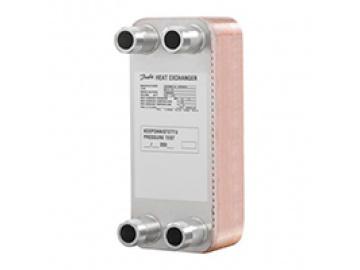 Теплообменник пластинчатый паяный XB 10-1 26 Danfoss (004B1013)