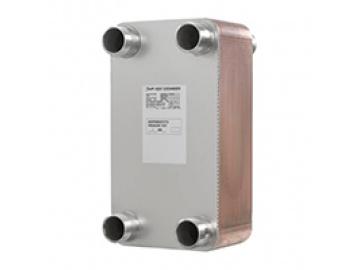 Теплообменник пластинчатый паяный Danfoss XB 51L-2 30/30 (004B1292)
