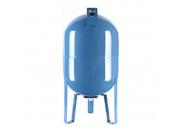 Бак мембранный для систем водоснабжения и отопления Nema NEX 100L VERT 10 bar BLUE с манометром (Синий) (8.00100.110130)