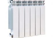 Радиатор алюминиевый TORIDO S 350/100 7 секций