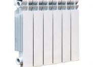 Радиатор алюминиевый TORIDO S 350/100 9 секций