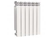 Радиатор алюминиевый TORIDO S 350/100 10 секций