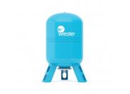 Бак мембранный для водоснабжения Wester Premium WAV50_нерж. контрфланец (WAV50P)