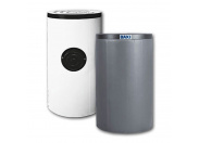 Емкостной водонагреватель BAXI UBT 200 200л (39,3 кВт) серый с возможностью подключения ТЭНа