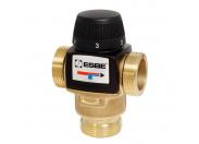 """Клапан термостатический VTA522 ESBE T=20-43гр 1""""В Kvs=3.2"""