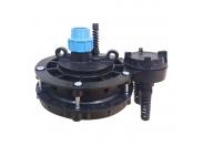 Оголовок скважинный Джилекс пластиковый с базовой частью ОСПБ 140-160/32