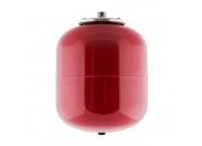 Расширительный бак Джилекс для отопления 18 л красный