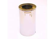Сэндвич 1м Ferrum Ф180х280 нержавеющая сталь (430/0,5мм)