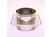 Монтажная площадка Ferrum Ф150х210 нержавеющая сталь (430)
