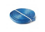 Трубки теплоизоляционные синие 2 метра Energoflex Super Protect ROLS ISOMARKET 35/9