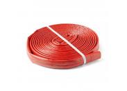 Трубки теплоизоляционные красные 2 метра Energoflex Super Protect ROLS ISOMARKET 35/9