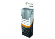 Трубки теплоизоляционные 1 метр Energoflex Super ROLS ISOMARKET 42/9