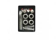 """Комплект для монтажа радиаторов Valfex с тремя кронштейнами ½"""""""