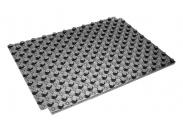 Плита для теплого пола с фиксаторами UNI-FITT толщина 20 мм (упаковка 10 шт.= 8.8 кв.м.)