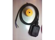 Поплавковый выключатель Tecnoplastic FOX VVF H05 3X1 - DOUBLE FUNCTION (Ø 7,4 мм), с кабелем PVC 1 м (двойного действия), с противовесом SHELL