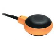 Поплавковый выключательTecnoplastic SUPERTEC H05 RNF 3X1 - с кабелем 5м H05 3Х1 двойн. действ. (Ø 7.4mm) + противовес