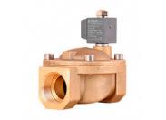 Клапан соленоидный 2/2 ходовой нормально открытый G 2 1/2 D65  NBR  ~1x230V 50Hz