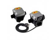 """Реле расхода Italtecnica SPIN 1"""" - 10 бар 230 В 12A, 1"""" , мин. поток 2,4л./мин., с автоматич. перезапуском (60мин./4цикла), min ток нагрузки - без ограничения (SF-MMXX-64-001)"""