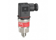 Датчик давления Danfoss MBS 3100, 0-16 бар, 4 - 20 mA, кабель 8 m, EN 837 G 1/2 Male, 1 % FS,