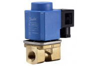 Клапан соленоидный Danfoss EV251B G3/8 нормально закрытый