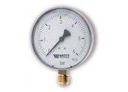 Манометр радиальный WATTS MDR100/10 0-10 бар RAD 1/2 (F+R250)