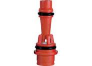 Инжектор D (красный) Clack (ССV3010-1D)