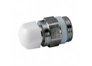 """Ручной воздухоотводный клапан для радиаторов 1/4"""", с рукояткой, с герметичной прокладкой, хромированный GIACOMINI R66A"""