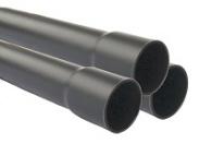 Труба ПВХ 16 Тх3,0м (S=1,5мм) (1,6 МПа) напор.с растр.под клей Пластик - Север (16х1,5)