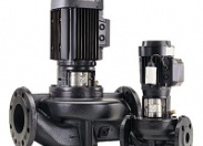 """Насос центробежный """"ин-лайн"""" одноступенчатый Grundfos TP 65-130/4 A-F-A-BQQE 1,5 кВт 1x230 В 50 Гц"""