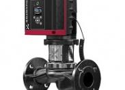 """Насос центробежный """"ин-лайн"""" одноступенчатый Grundfos TPE3 40-240-S-A-F-A-BQQE  1х230 В  1,5 кВт с частотно-регулируемым электродвигателем"""