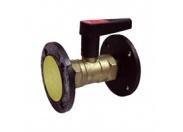 Клапан балансировочный Broen статический Ballorex Venturi DRV Ду 40S Pу16 Kvs=23,30м3/ч Т -20...+150 C Ф/Ф