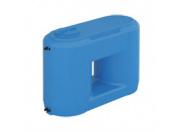Бак для воды Combi W-1500 BW (сине-белый) с поплавком тм Акватек