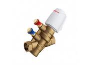 Клапан балансировочный Broen динамический Ballorex Dynamic Ду 50H Pу25 расход- 2700-7500 л/ч Т -20...+120 C Р/Р