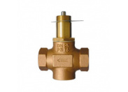 Клапан регулирующий Broen Clorius L1SB-032 р/р двухходовой латунный Pу16 Кv=12,5 Tmax 225 C
