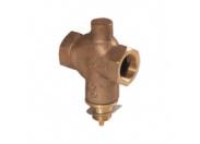 Клапан регулирующий Broen Clorius L2S-50 р/р двухходовой латунный Pу16 Кv=30 Tmax 225 C