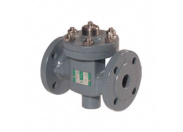 Клапан регулирующий Broen Clorius M1F-SFD-015 двухходовой чугунный р/р Ду 15 Ру 25 Tmax=150oC Kv=4
