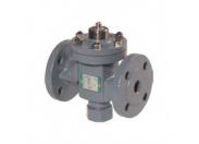 Клапан регулирующий Broen Clorius M2F-080 ф/ф чугунный Ру 16 Kv=80 Tmax=300oC