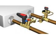 Комплект Broen Ballorex DP + Ballorex Venturi FODRV с дренажом Ду25 Pу25 (20-40 кПа) T= -20...+135 C