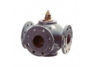 Клапан регулирующий Broen Clorius M3F-150 чугунный ф/ф Ду 150 Ру 10 Tmax=150oC
